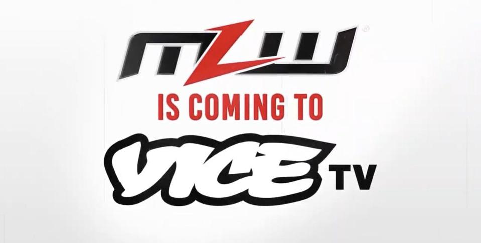 MLW is coming to ViceTV