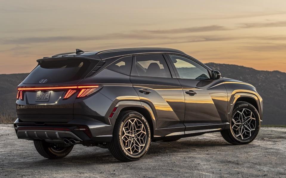 2022 Hyundai Tucson N-Line