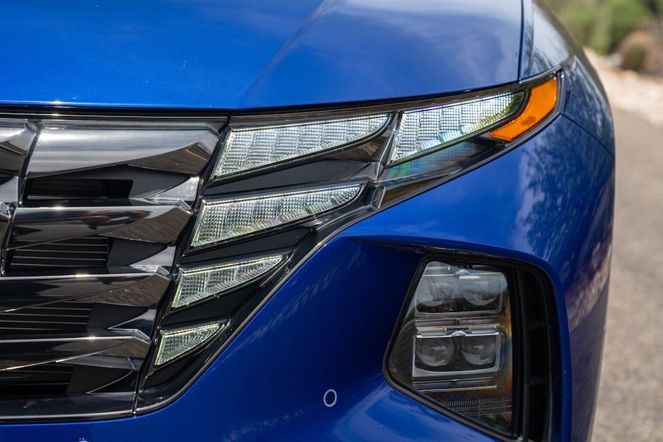 2022 Hyundai Tucson Grille