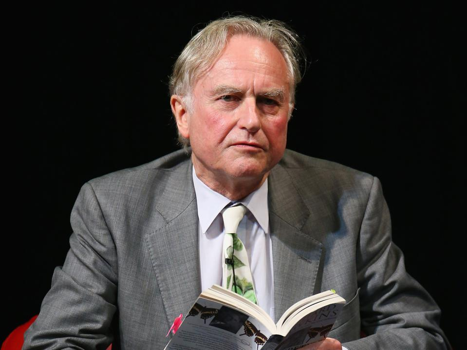 Professor Richard Dawkins Promotes His New Book ″Appetite For Wonder: The Making Of A Scientist″