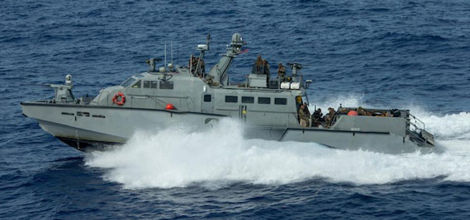 The Navy's MK VI Patrol Boats--one of the few commands left for Navy Lieutenants--are on the chopping block.
