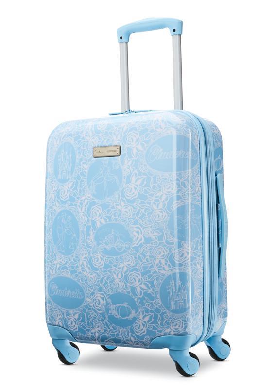 vegan Disney luggage