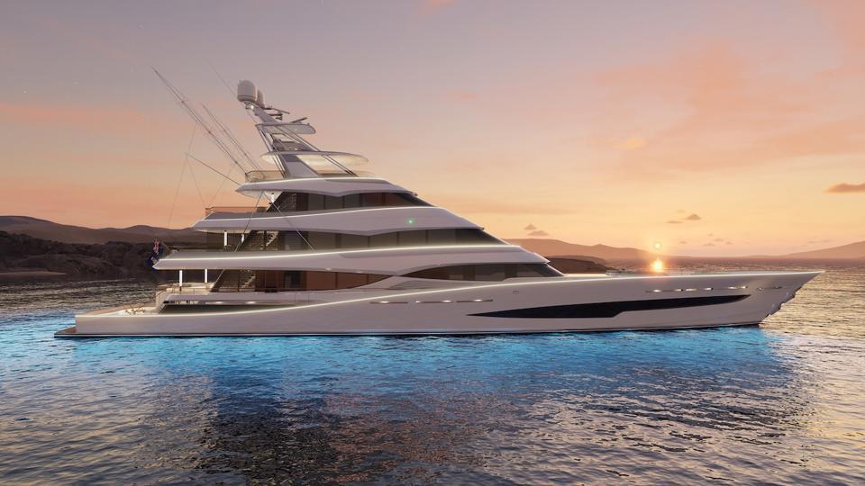 Vripack Yacht Design and Royal Huisman
