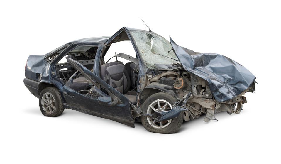 Terrible Crash