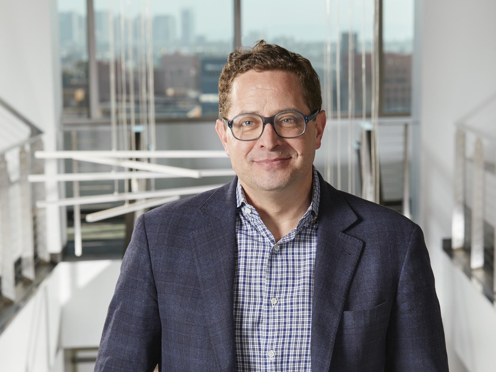 Zymergen cofounder and CEO Josh Hoffman