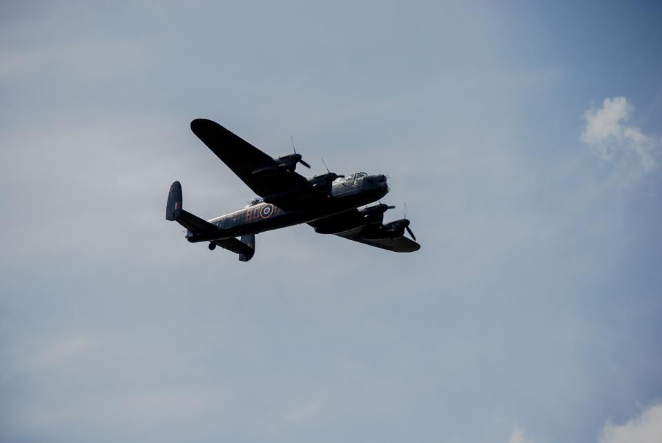 World War II Bomber, Battle of Britain