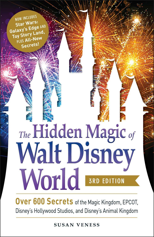 Disney World book gift