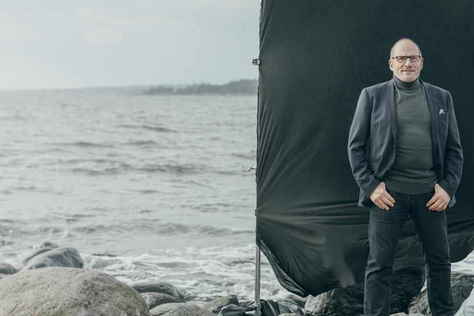 Petri Alava, CEO of Infinited Fiber Company