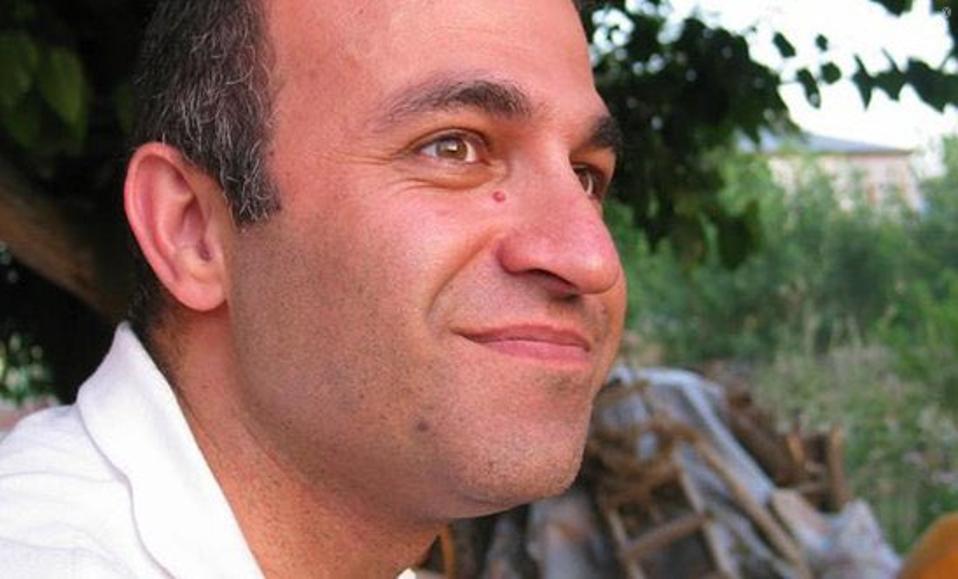 Austrian-Iranian dual national Kamran Ghaderi, who is currently in jail in Tehran