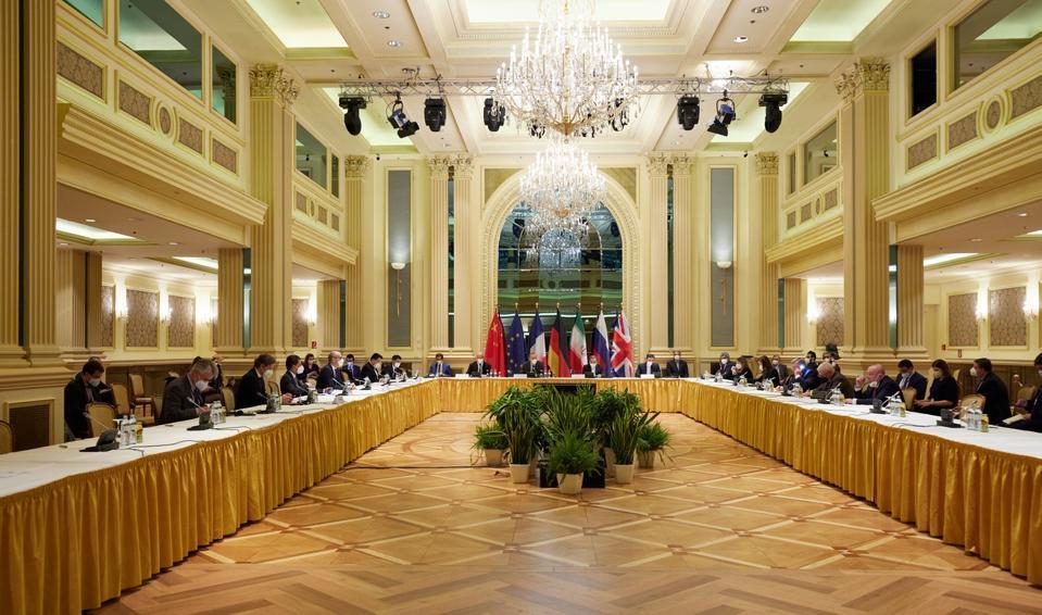 Iran nuclear deal talks in Austria