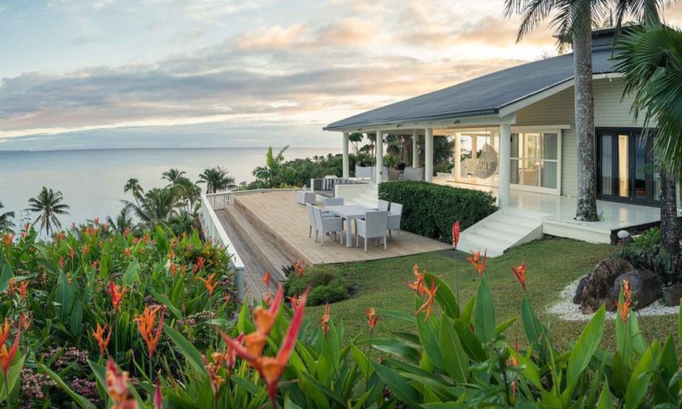 Fiji, ocean