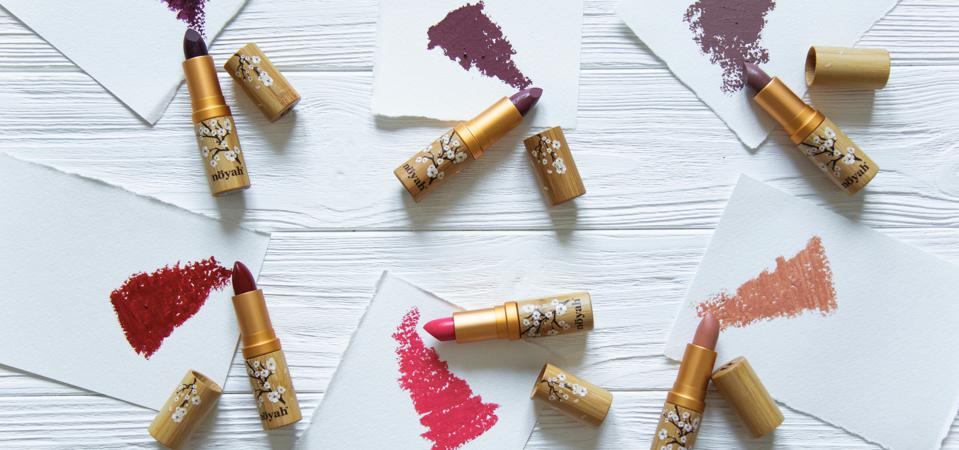 Noyah is a sustainable and eco-friendly lip care brand.