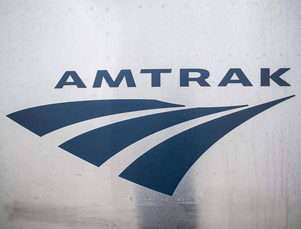 Bill Tompkins Amtrak Archive