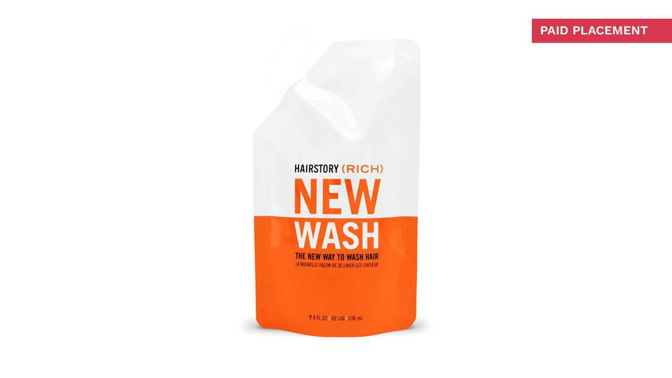 Best Refillable Beauty Products: Hairstory New Wash (Rich)