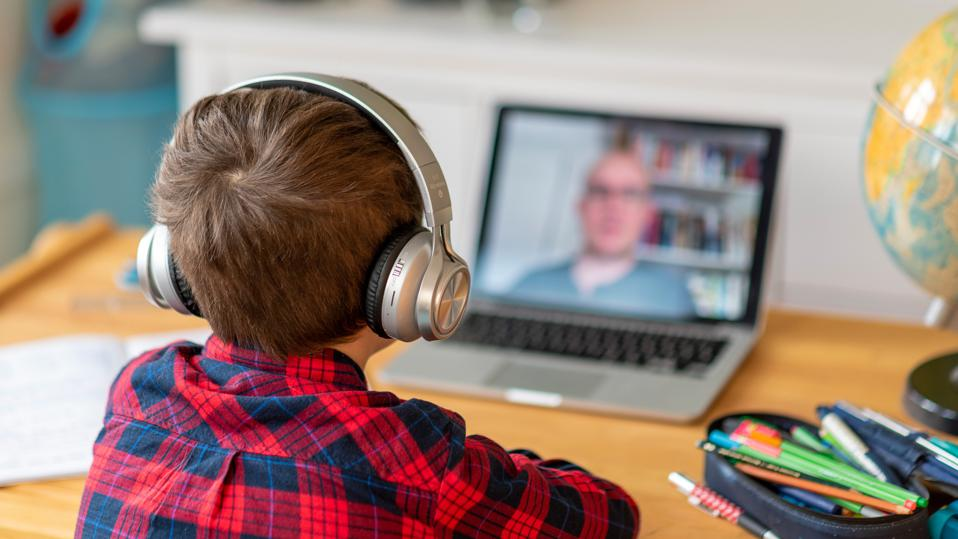 Distance learning - Problems with the education server