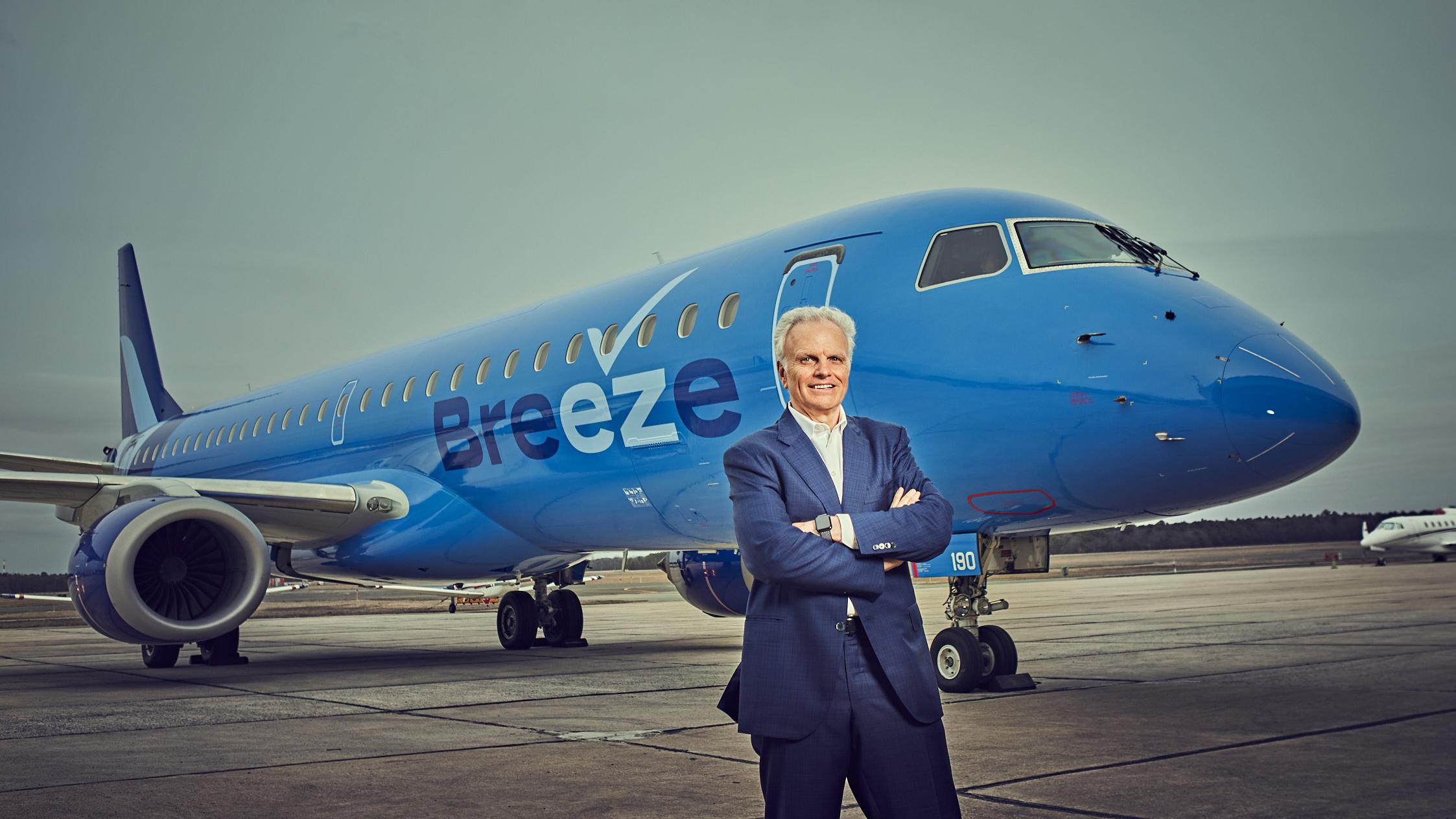 David Neeleman Breeze