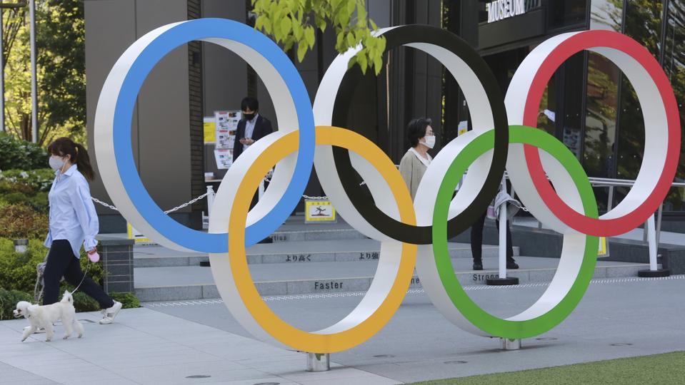 Japan Tokyo Olympics Daily Life