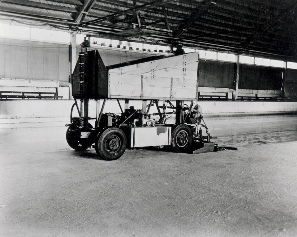 Zamboni Model A.