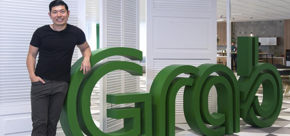 Grab's Anthony Tan as The Car-Hailing Giant Opens its App in an Attempt to Build a Tencent-Like Service