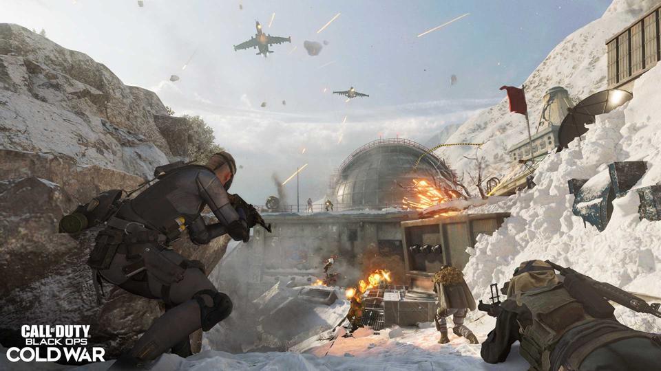 Yamantau Black Ops Cold War Map