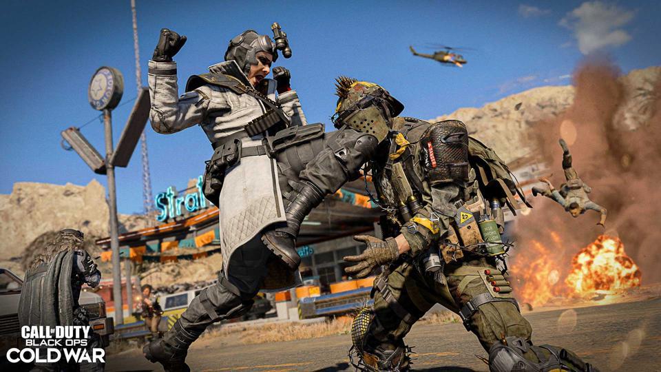 Diesel Black Ops Cold War Season 3 map