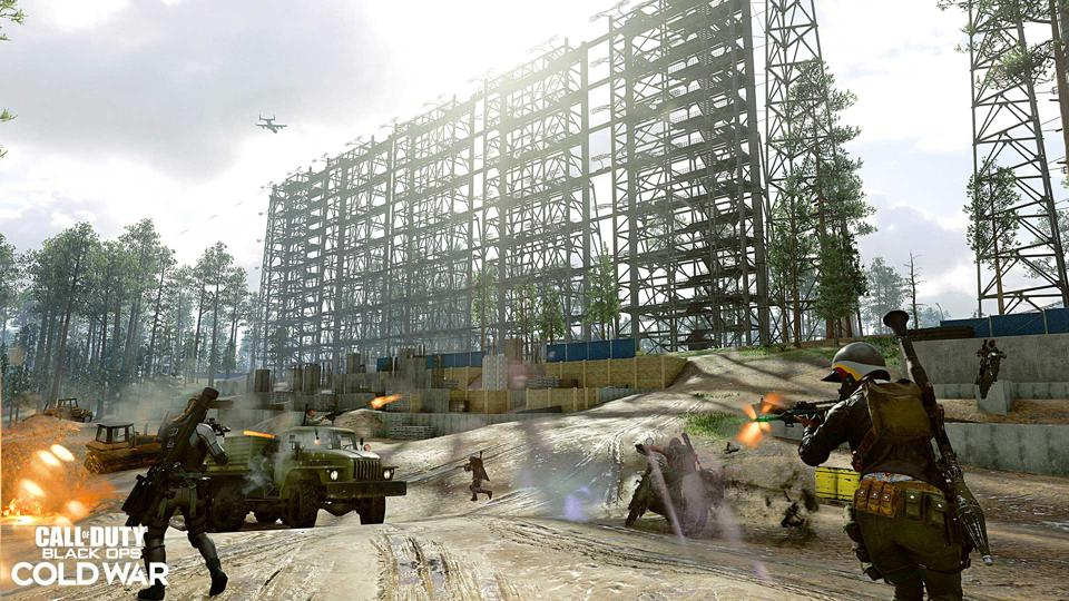 Duga Black Ops Cold War map