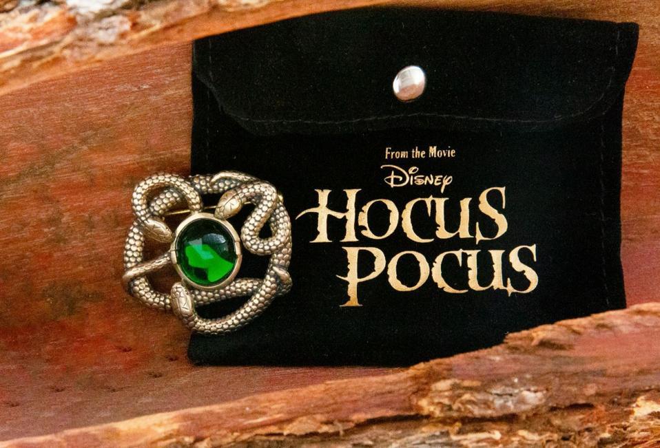 Disney X RockLove HOCUS POCUS Snake Brooch Disney Jewelry