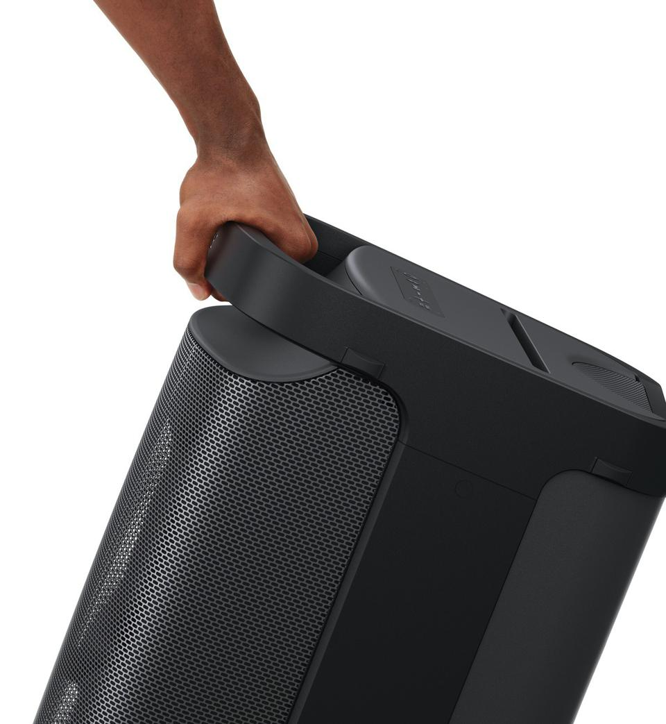 Sony SRS-XP700 sedang dimunculkan