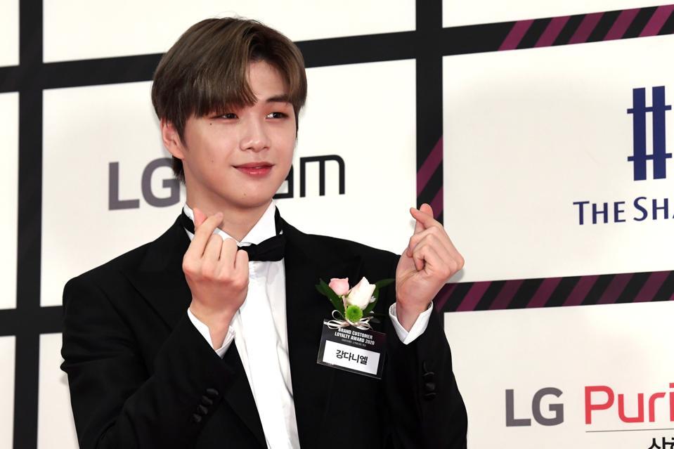 Korean Brand Customer Loyalty Award 2020 - Photocall