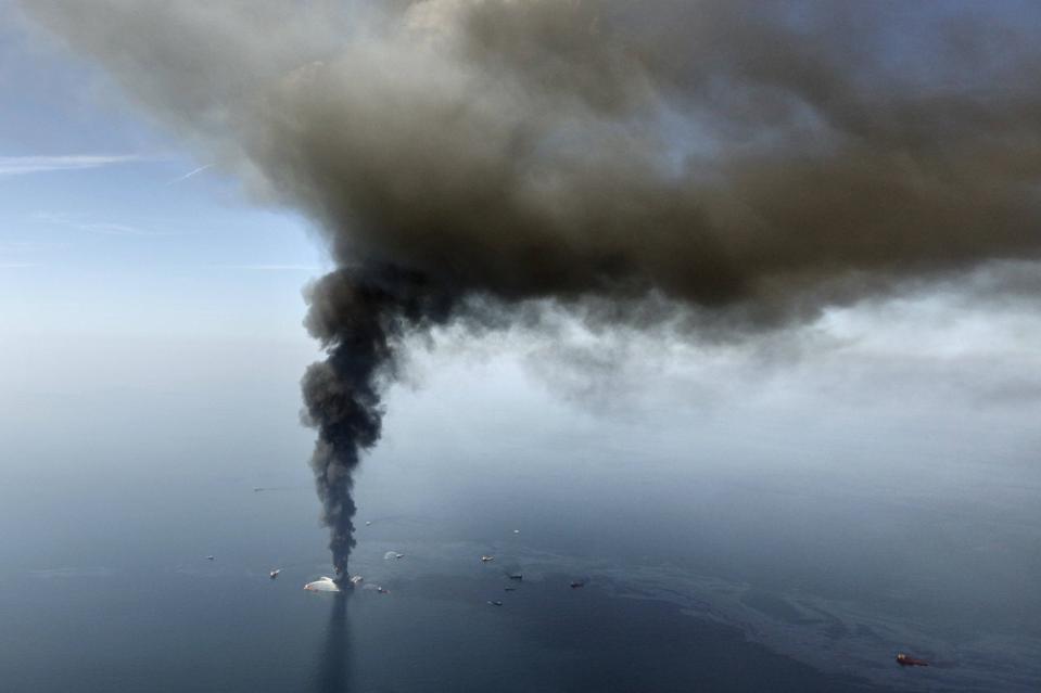 Deepwater Horizon Changing Landscape