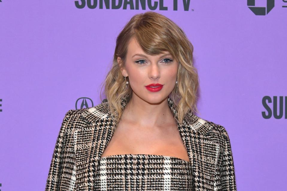 2020 Sundance Film Festival - ″Taylor Swift: Miss Americana″ Premiere