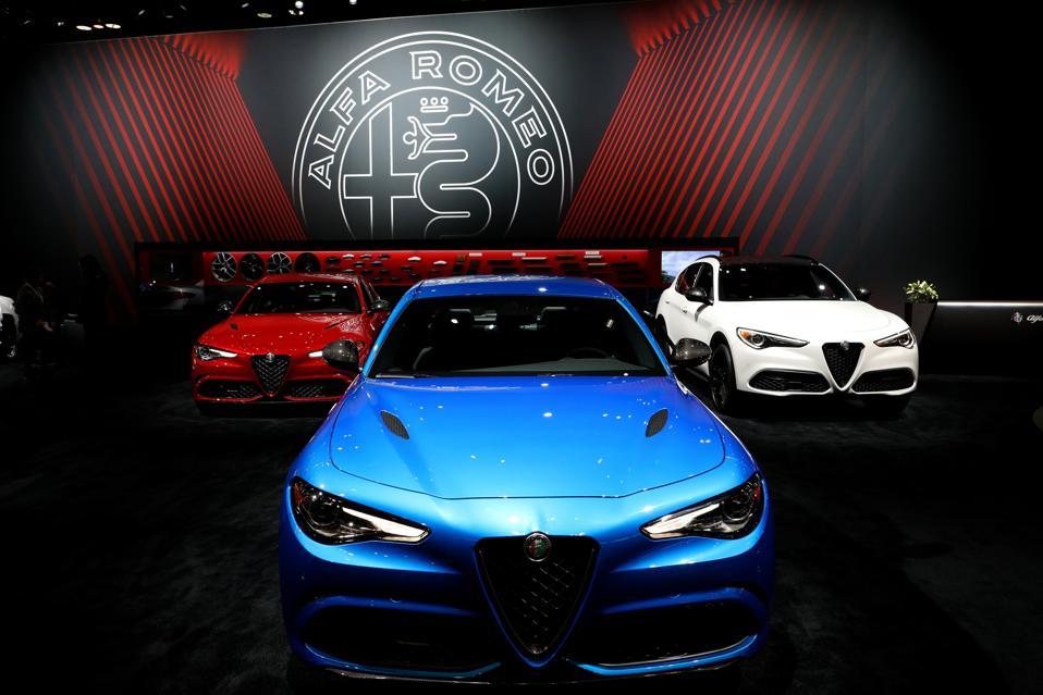 Alfa Romeo's Guilia and Stelvio will be the last cars with the Quixotic Giorgio chassis.
