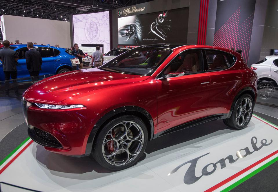 Alfa Romeo's Tonale has been pushed back a year because of poor PHEV performance.
