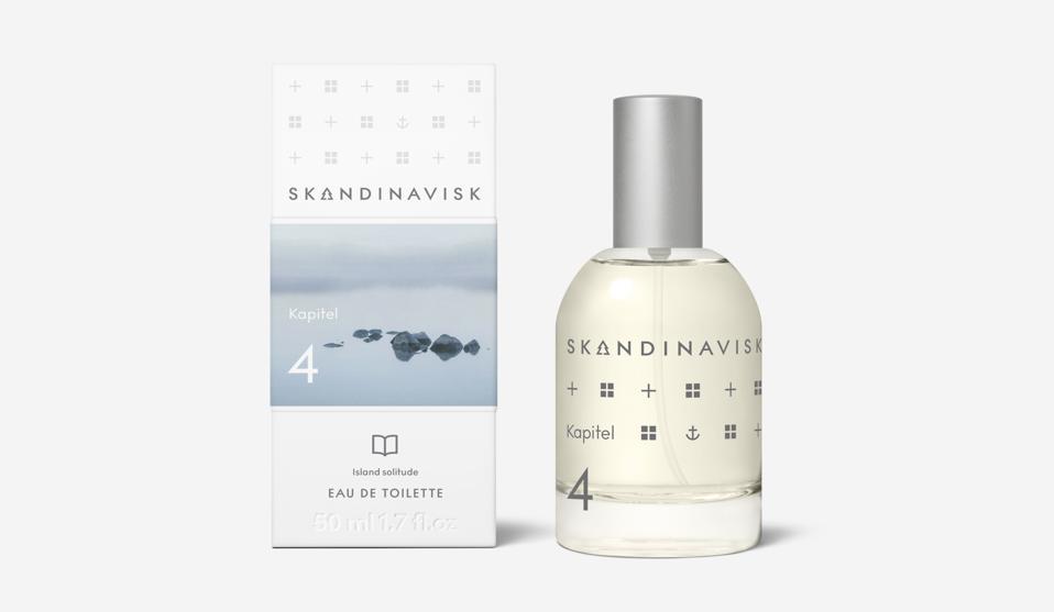 Skandinavisk perfume bottle