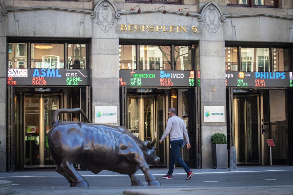 Euronext NV Market Reaction as Amsterdam Sees Biggest EU Trade Gain