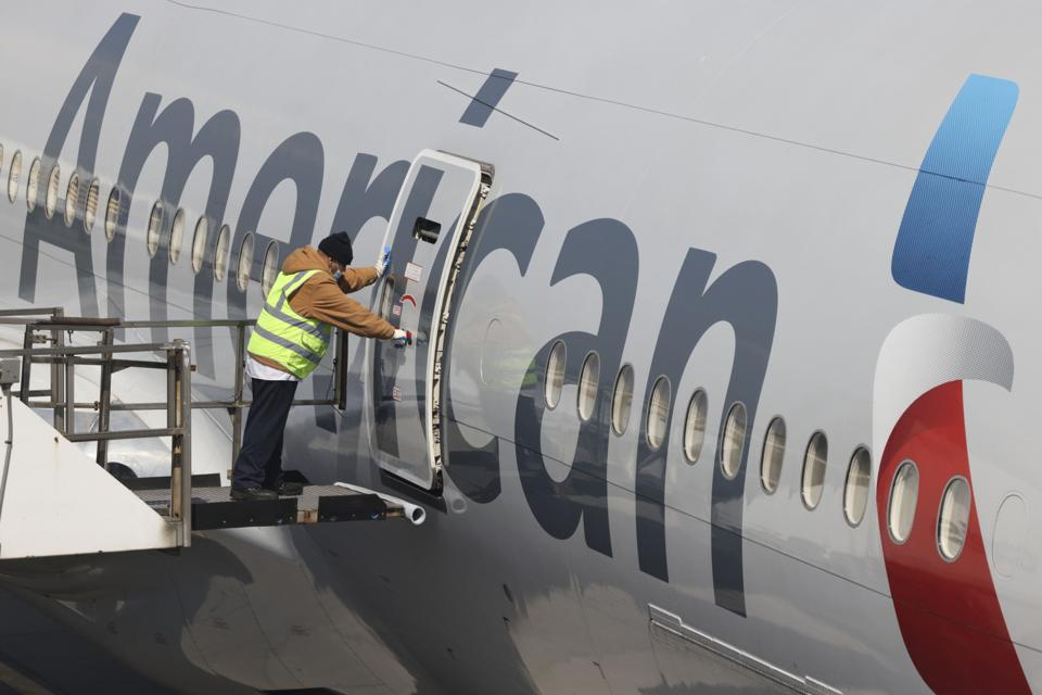 JFK International Airport As Air Travel Increases