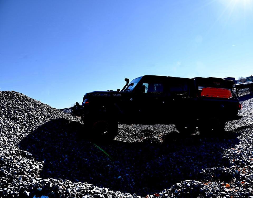 2021 Jeep Overland