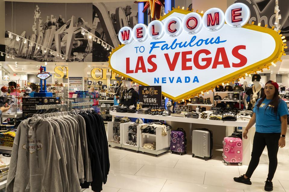 Daily Life In Las Vegas