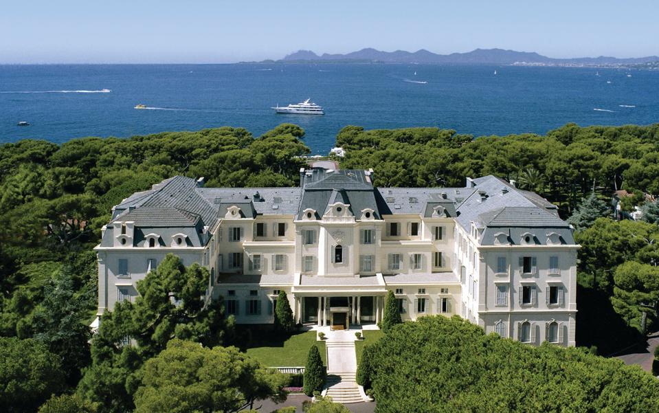 The Hotel du Cap-Eden-Roc