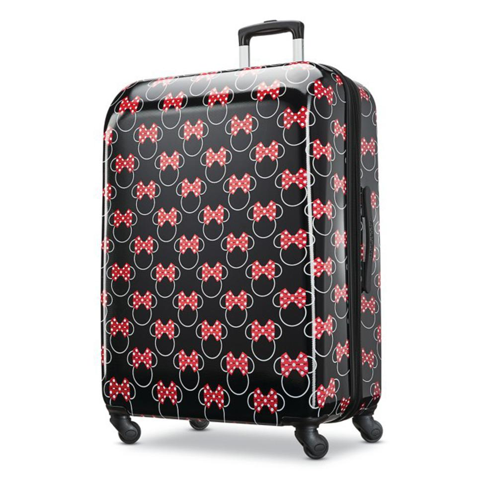 Minnie Mouse Bows Rolling Luggage by American Tourister for Disney