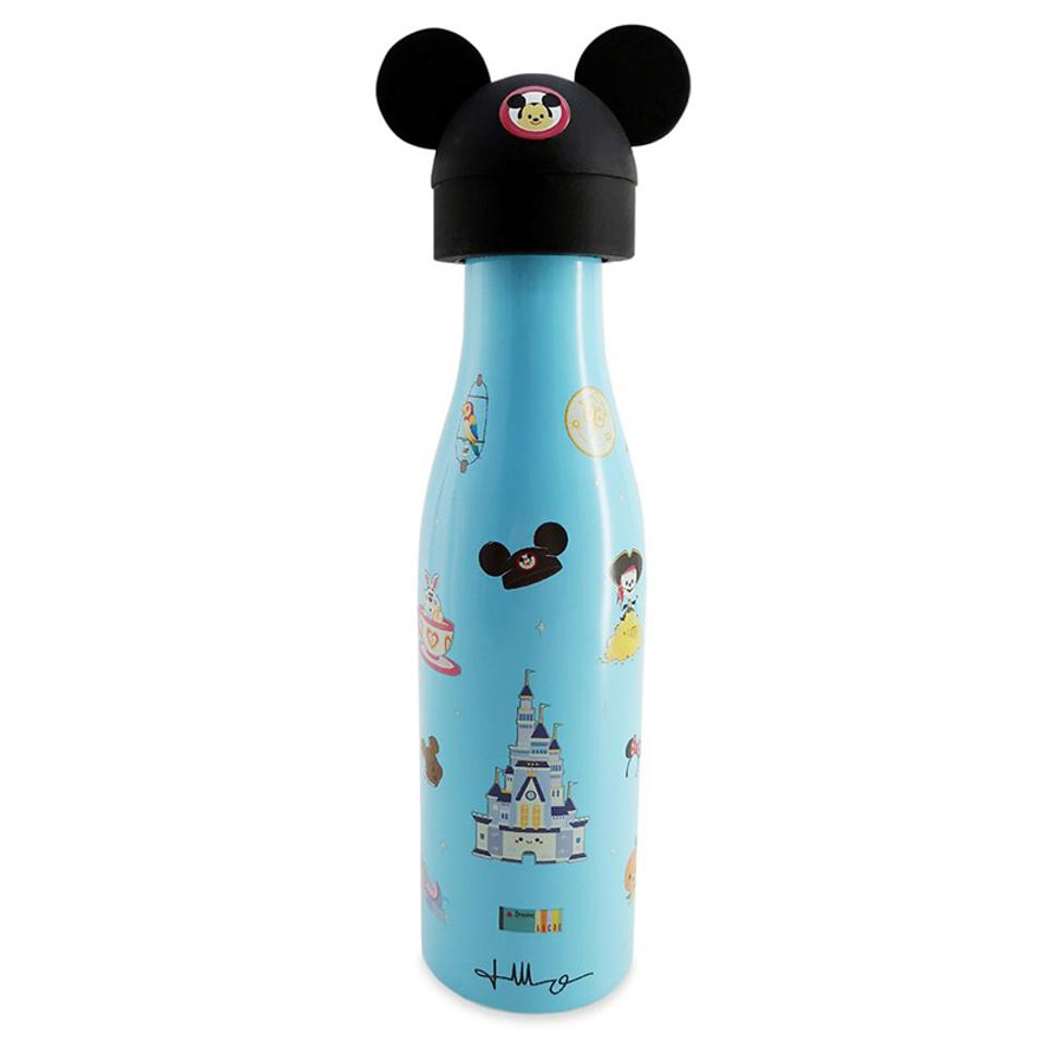Disney Parks Water Bottle and Toppers Set by Jerrod Maruyama water bottle by Disney