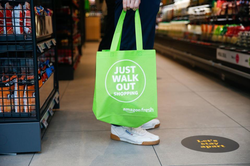 Amazon.com Inc. Opens Amazon Fresh Store