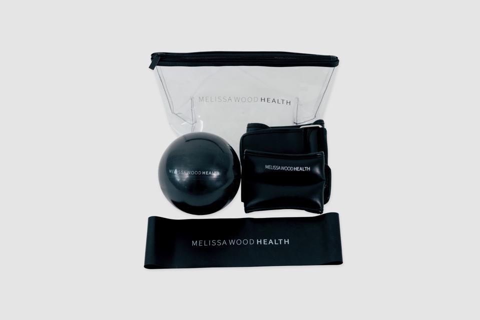 MWH Method prop kit, Photo Credit: Courtesy of Melissa Wood Health