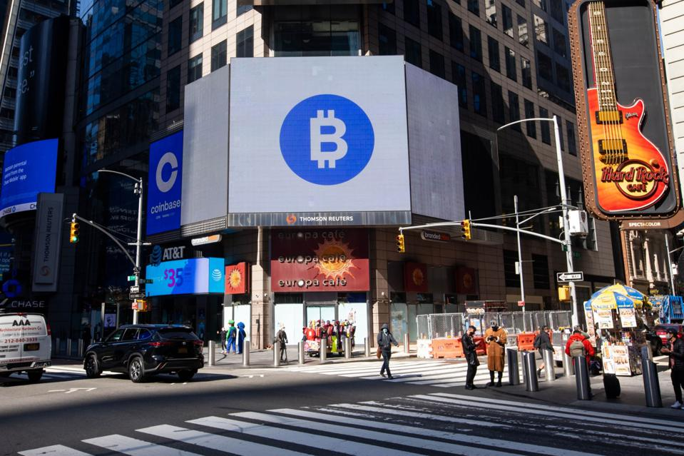 Coinbase Global Debuts Initial Public Offering At <a href=