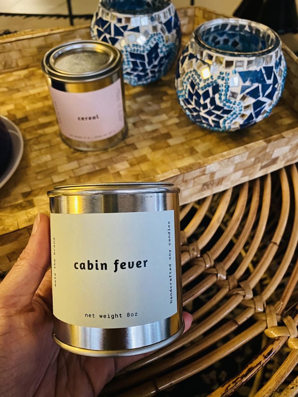 Scent-scaping tips to keep cabin fever at bay.
