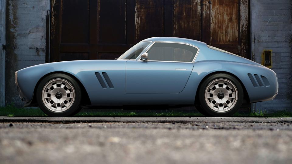 Side view of the Squalo by GTO Engineering