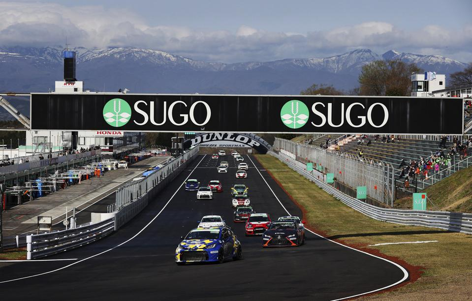 Toyota's hydrogen engine to debut at NAPAC Fuji Super TEC 24 Hours Race