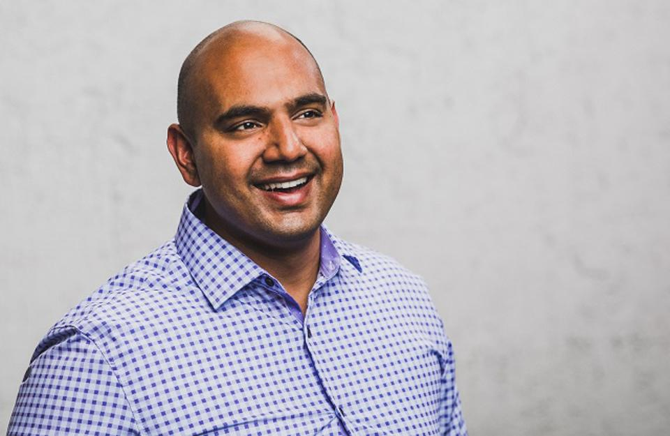 Telstra Ventures Saad Siddiqui head and shoulders picture
