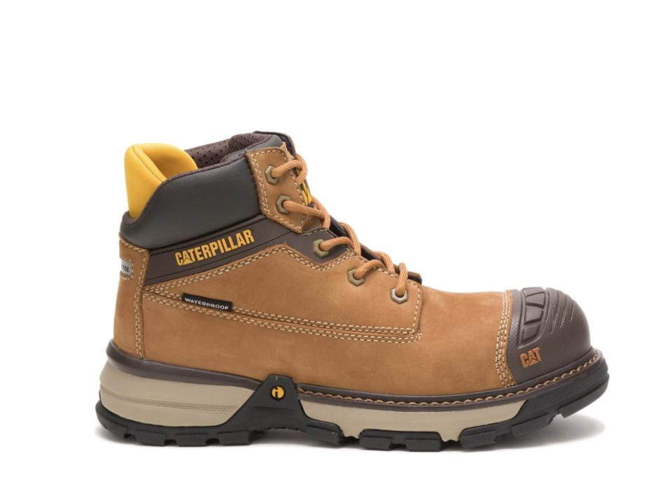a pair of signature work boots from CAT