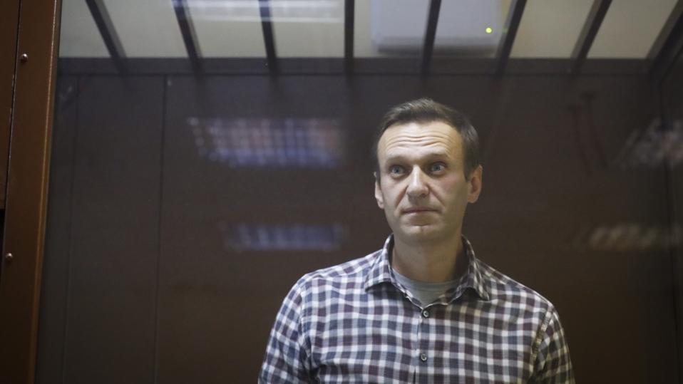 Russia Alexei Navalny